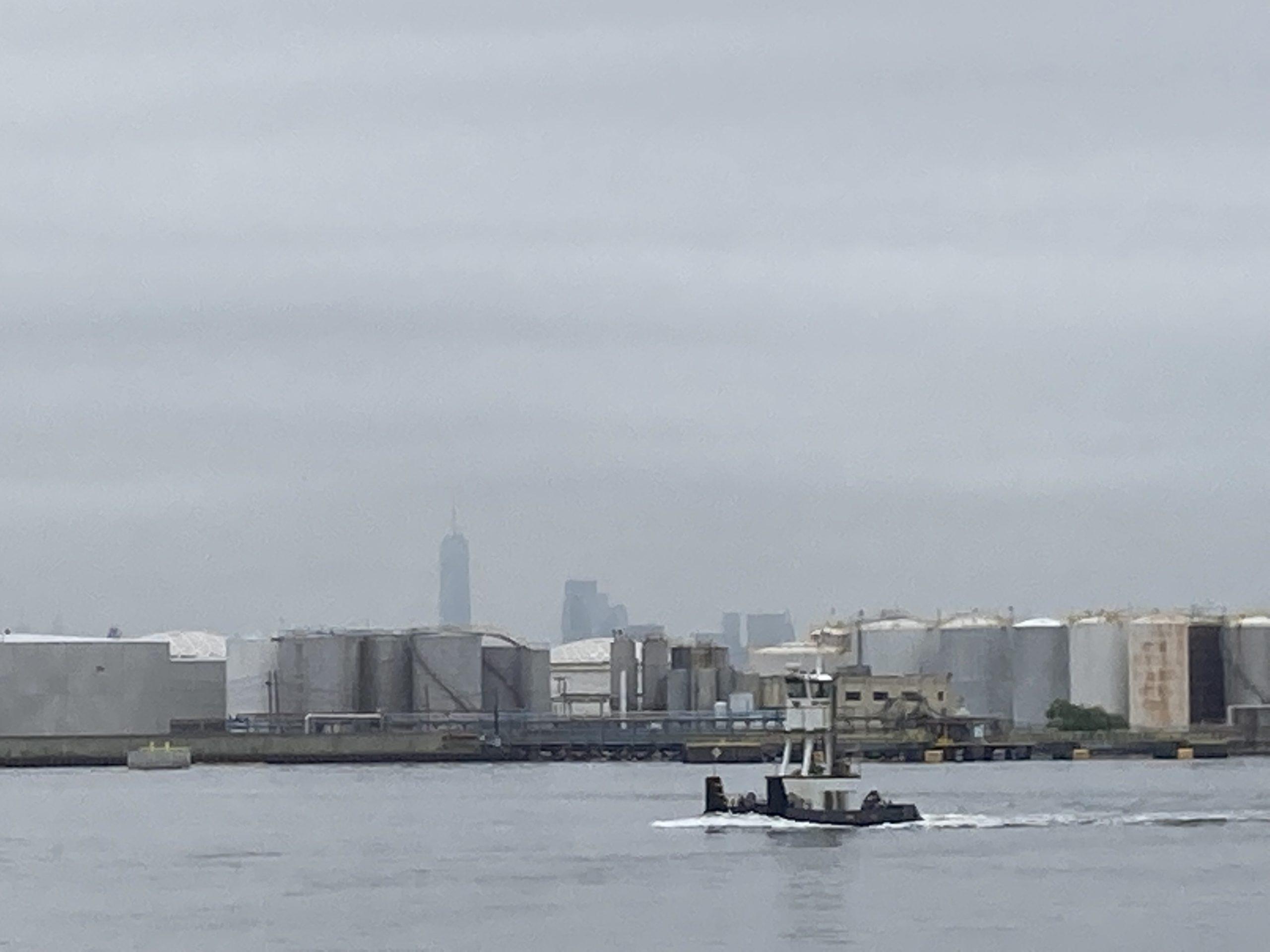 Tugboat in NY/NJ Harbor